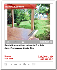 Jaco Beach House with Apartments for Sale by REMAX Oceanside
