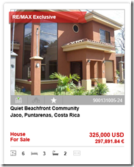 Jaco La Flor Home in Beachfront community for sale by REMAX Oceanside