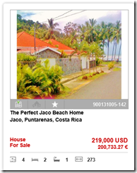 Jaco Oceanview Home for Sale by REMAX Oceanside