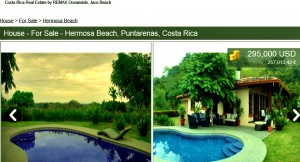 Hermosa Beach, Costa Rica, House for sale, Real estate, REMAX, RE/MAX, Property listings